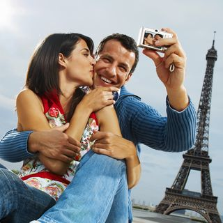 Couple in Europe 2